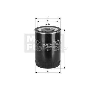 Wk6032 /Mann filtre /à/ carburant OE Qualit/é