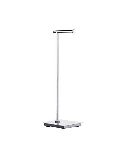 Smedbo Outline Lite Toilettenpapierhalter Standmodell, Edelstahl, 60 cm