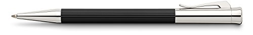 Graf von Faber-Castell 141580 Drehkugelschreiber Initio, schwarz