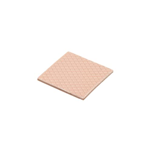 Thermopad Thermal Grizzly Minus Pad 8 - Silicone, Self-Adhesive, Thermally Conductive Thermal Pad - Conducts Heat and Cools The Heating Elements of The Computer or Console (30 × 30 × 1,5 mm)