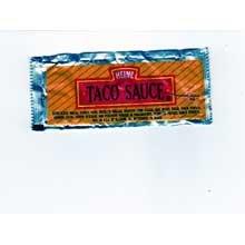Hot Taco Single Sauce Serve 500 Case 1/3 Ounce