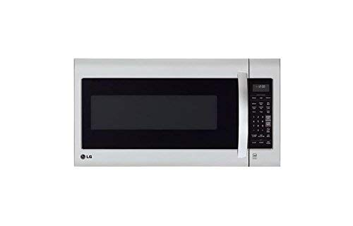 LG LMV2031ST Stainless Steel 2.0 Cu. Ft. Over-the-Range Microwave (Renewed)
