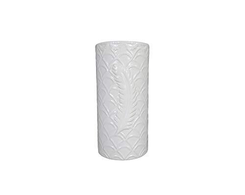B&F Humificador para Radiador Cerámico con Diseño De Colores con Colgante En Aluminio/Evaporador De Agua para Radiador/Color Blanco 18cm x 8cm (Blanca 1Uds)