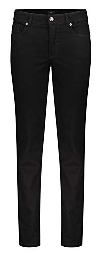 MAC Damen Jeans Melanie 5040 black D999 (42/32)
