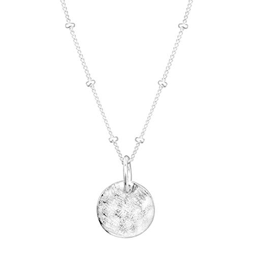 Silpada 'Satellite' Pendant Necklace in Sterling Silver, 16' + 2'