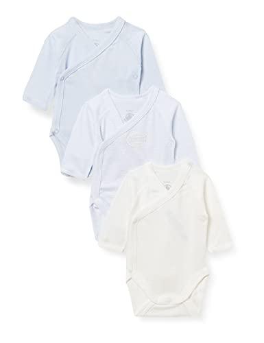 Petit Bateau Baby-Mädchen Unterwäsche, 3er Pack, Mehrfarbig, 62