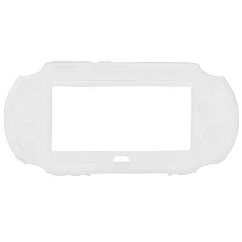 Reinly Silicone Rubber Soft Protective Case Cover for Sony Playstation PS Vita 2000