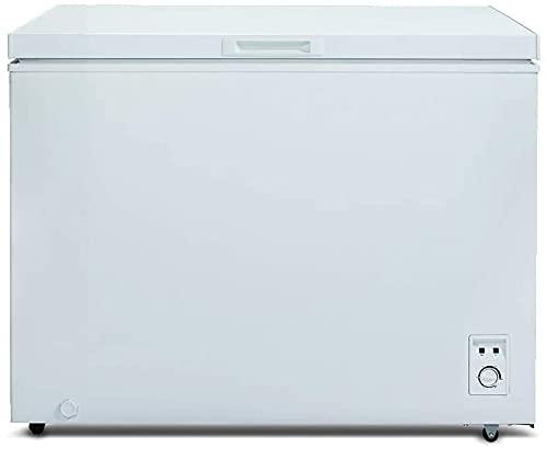 CHiQ Congelador FCF292D, 292 litros, blanco, bajo consumo, 40 db, 12 años de garantía en el compresor (292 Litros)