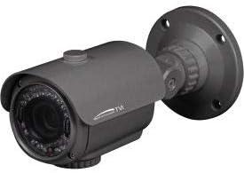 Speco HT7040T Intense IR HD-TVI Indoor/Outdoor Bullet Camera, 1080p 2MP, 2.8-12mm Lens (HT7040T)