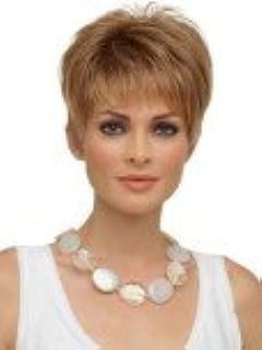 Envy Wigs : Tiffany (Average, Medium Blond)