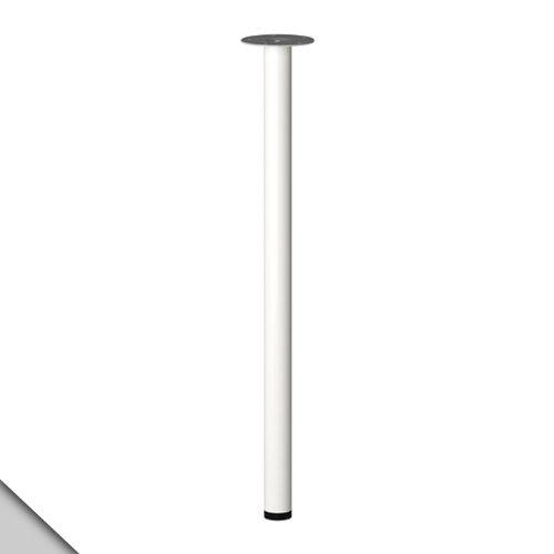 Ikea Vika ADILS Bein, Weiß, 4 Stück