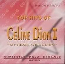 Celine Dion Vol 2 G Superstar Top Hits SKG911 Audio Celine Dion Audio Celine Dion