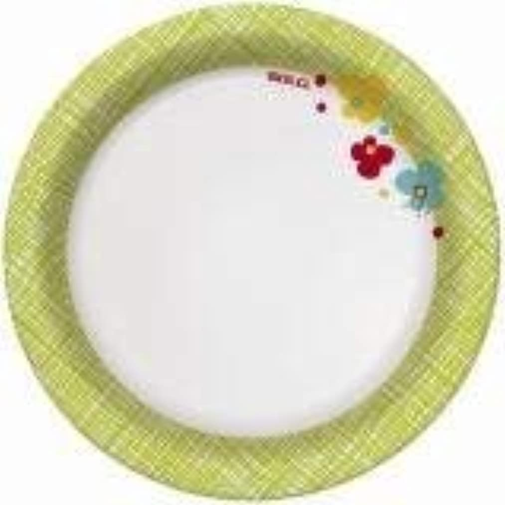 Solo 8 1/2 Heavy Duty Paper Plates (Pack of 6)