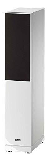 Magnat 755 Quantum Lautsprecher, Weiß/satiniert White Piano/Satin Lacquer