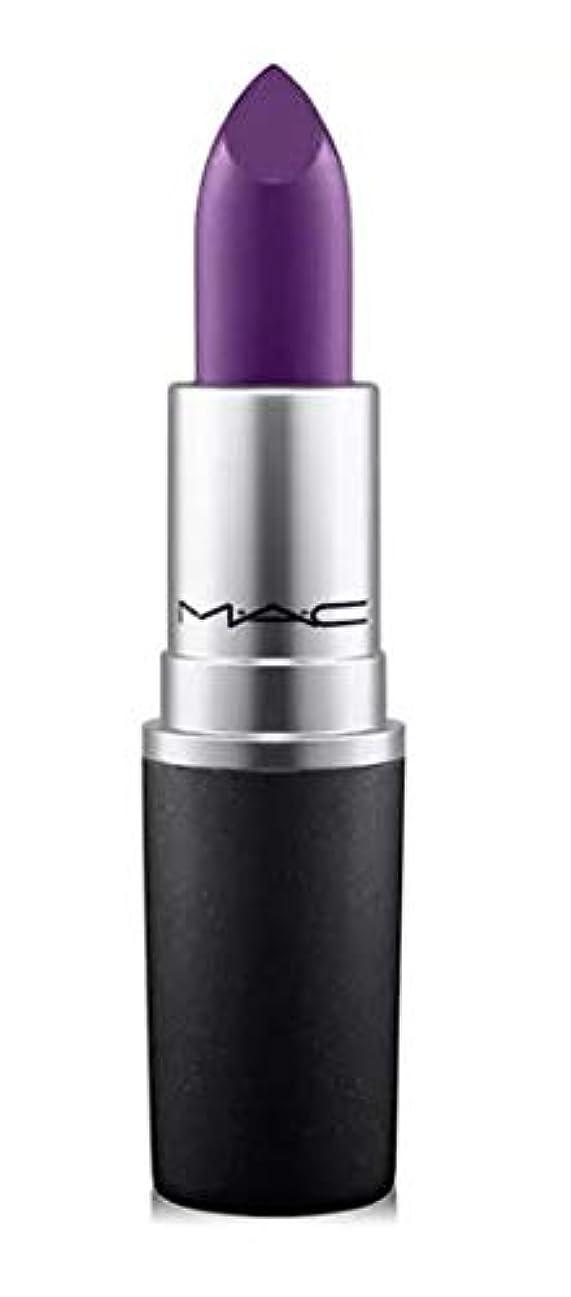 病やめる進化するマック MAC Lipstick - Plums Punk Couture - deep blackened grape (Matte) リップスティック [並行輸入品]