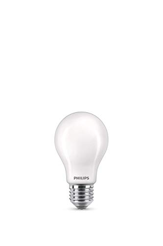 Philips Lighting LED-Lampe Entspricht 100 W E27 Warmweiß, dimmbar, Glas