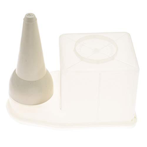 Kesheng Vorratsbehälter Sparbehälter für flüssige Klebstoffe Farben 1.5L