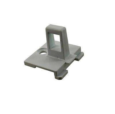 Kga-fuentes de la secadora pestillo de la puerta de captura para Indesit IS60V ISL60V