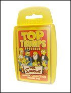 Top Trumps Card Game - The Simpsons - Classic Collection Vol 1