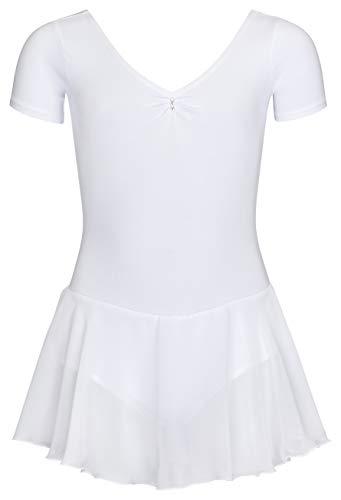 - Diy Basic White Mädchen Kostüm