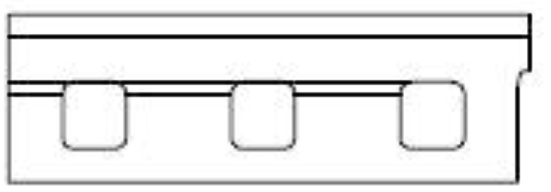 6 Stück Hobelmesser Elu 80x27x2,9 Typ Typ Typ  MFF40, MFF80 B01MRH0I1O | Bekannt für seine gute Qualität  ef67d4