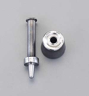 エスコ 16mmハトメパンチ EA576LD-16