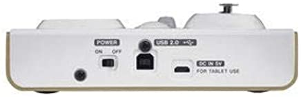 TASCAM US-32外置直播USB电脑K歌网络游戏电技主播声卡音频处理器
