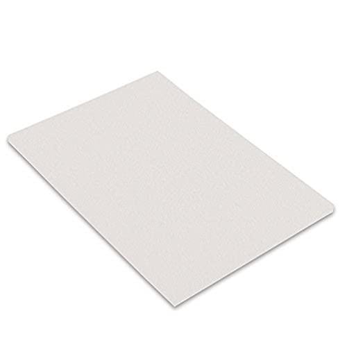 Canson Iris Vivaldi Papier couleur A4 Lisse 240g/m² 21 x 29,7 cm Blanc Lot de 50