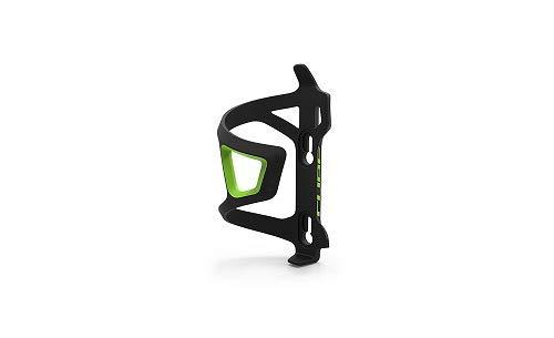 Cube Flaschenhalter HPP Sidecage Black'n'Green