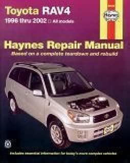 Toyota Rav4 1996-2002 (Haynes Repair Manuals)