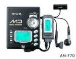Aiwa AM-F 70 Portable Mini Disc Player