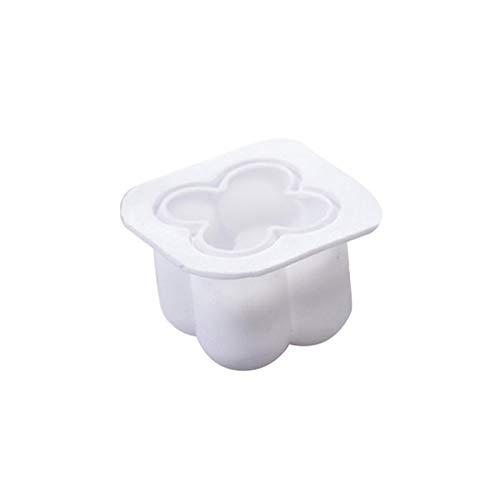 SHEDE D BackformenLebensmittelqualität Rubik's Cubes Cake Candle Handgemachte Seife 3D SilikonmousseformMultifunktion Brotbackformen Für Brownie Schokolade Gelee big sale