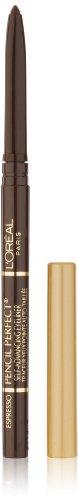 L'Oreal Paris Pencil Perfect Self-Advancing Eyeliner, Expresso, 0.01 oz.