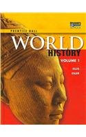 World History - Connections to Today 0133600505 Book Cover