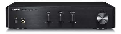 Yamaha A670 BK Amplificador HiFi 65+65W Negro