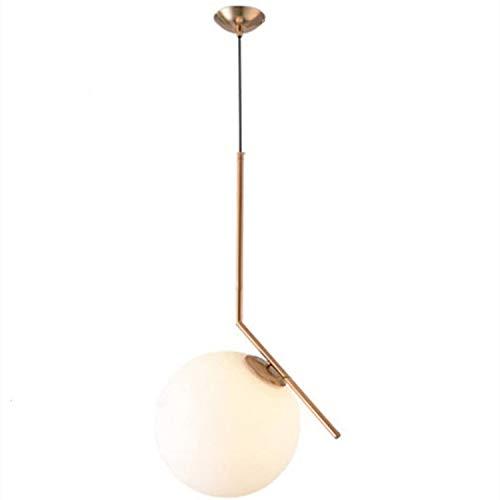 lampadario soggiorno vetro Lampada da soffitto moderna