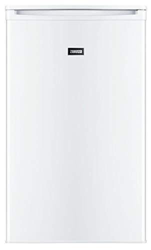 Zanussi ZFG06400WA - Congelador (A+, 84,70 cm de altura, 165 kWh/año, 63 l, control de temperatura mecánico.