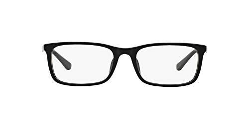 Ray-Ban 0RX5312I-52-2477 Gafas de lectura, Matte/Schwarz, 52 para Hombre