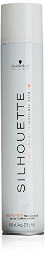 Schwarzkopf Silhouette Hairspray flexbile hold, 500 ml, 1er Pack, (1x 500 ml)