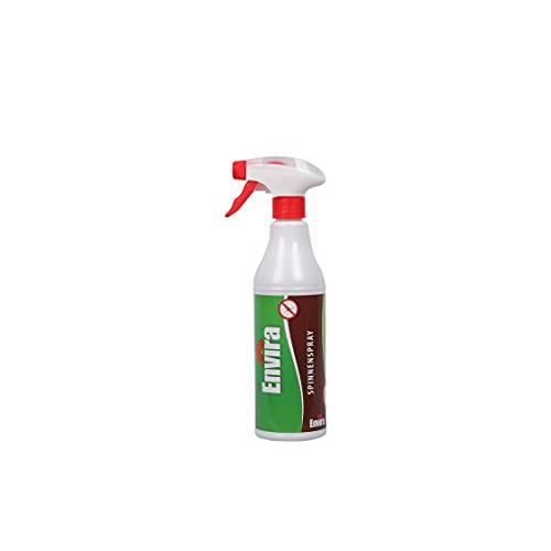 Envira Spinnen-Spray - Anti-Spinnen-Mittel Mit Langzeitwirkung - Geruchlos & Auf Wasserbasis - 500 ml
