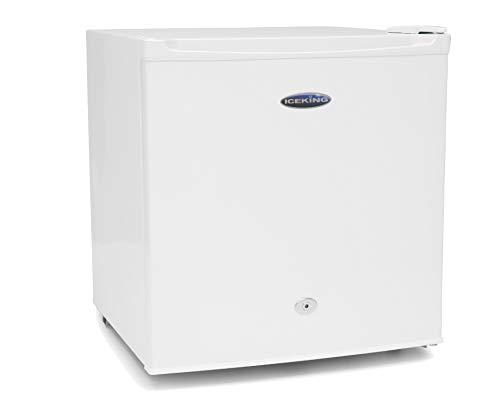 IceKing TL48W Tisch-Kühlschrank, 48 Liter, Energieeffizienzklasse A+, Weiß 58 weiß