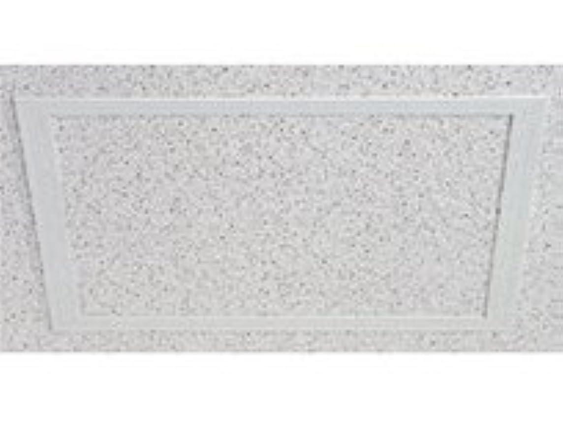 剪断四面体動機フクビ 点検口枠 樹脂製 T12N25 250mm×250mm ボード厚12.5mm用 天井点検口/壁点検口