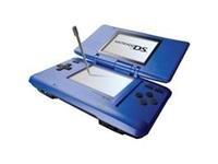 Nintendo DS - Konsole, blau