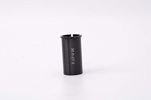Am Adaptador de cuña de tija de sillín para 27.2 mm a 28.6/30.0/30.4/30.8/31.6/33.9 mm (27.2-30.8/30.9 mm)