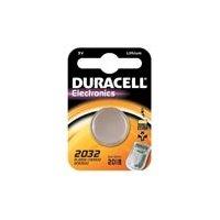 Duracell Lithium-Batterie vom Typ DL2032 und CR2032, 3V, 100 Stück