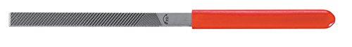 F. DICK Mini-Mehrzweckfeile 100 mm (unterschiedliche Flachseiten, Feile für Stahl, Bunt- und Weichmetalle, Kunststoffe, Holz) 11021000