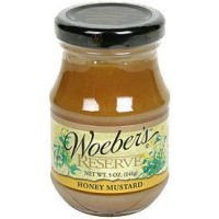 Woeber: Mustard, Honey, Reserve, 5 OZ by Woeber