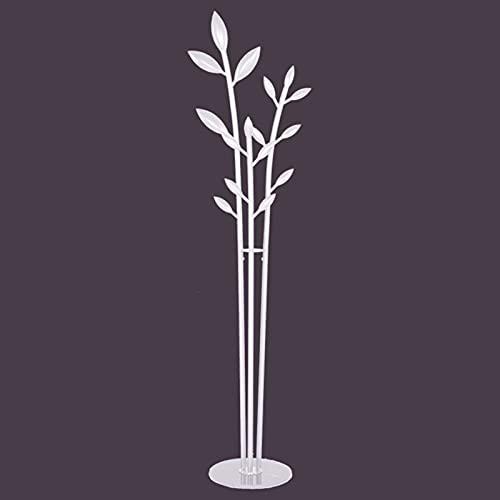 Perchero, Perchero para árbol de pie, Creatividad, Mármol, Hierro, Arte, Soporte, Riel para Ropa, Pasillo de Entrada para Ropa de hogar u Oficina, Bufandas, Bolsos, Negro