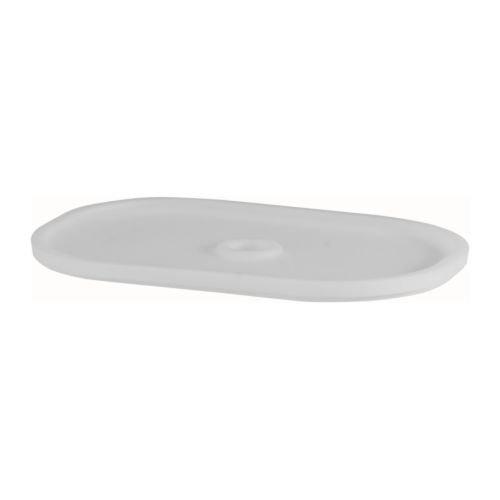 Tapa TROFAST, blanco, tamaño 20 x 28 cm, ventilación y mango de One.