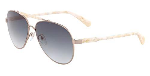 Longchamp LO109S - Gafas de Sol de Metal, Color Marfil, Unisex, para Adulto, Multicolor, estándar